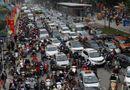 Tin trong nước - Người Việt có tỷ lệ sở hữu ô tô gần như ít nhất Đông Nam Á