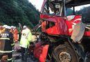 Tin thế giới - Tai nạn xe khách kinh hoàng tại Trung Quốc, ít nhất 36 người thiệt mạng