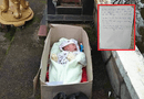 """Tin trong nước - Nghe thấy tiếng khóc, kiểm tra phát hiện bé sơ sinh bị bỏ rơi cùng """"dòng tâm tư"""""""