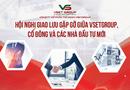 Cần biết - Tập đoàn VsetGroup thông báo hội nghị cổ đông