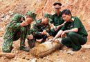 Tin trong nước - Tá hoả khi phát hiện quả bom còn nguyên ngòi nổ ngay trung tâm TP Hạ Long