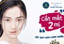 Sức khoẻ - Làm đẹp - Chăm sóc mắt đúng cách sau khi cắt mí mắt Hàn Quốc – Tránh tối đa biến chứng
