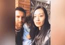 Thể thao - Video: Fan nữ bị chỉ trích thậm tệ vì cưỡng hôn Messi