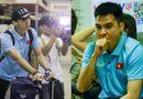 Tin trong nước - Sau chiến thắng Malaysia, các tuyển thủ Việt Nam ngái ngủ tới sân bay chuẩn bị sang Indonesia