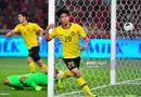 """Thể thao - Tin tức thể thao mới nóng nhất ngày 12/10/2019: Cầu thủ Malaysia """"choáng"""" bởi hàng thủ Việt Nam"""