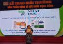 Xã hội - Công ty Nhật Đức vinh dự nhận giải thưởng của Hiệp hội Thực phẩm chức năng Việt Nam