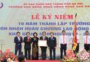Xã hội - Trường CĐ nghề Công nghệ cao Hà Nội: Chặng đường 10 năm hoàn thiện và phát triển