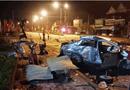 Tin trong nước - Tai nạn kinh hoàng: Ô tô con tông vào xe khách 3 người tử vong