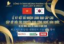 Xã hội - Lễ kí kết bổ nhiệm lãnh đạo cấp cao- Gặp gỡ đối tác chuyển giao công nghệ Hàn Quốc của Công ty TNHH Medina Pharma Việt Nam