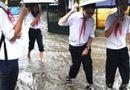 Tin trong nước - Tin tức thời sự mới nóng nhất hôm nay 30/10/2019: Học sinh, sinh viên Khánh Hòa nghỉ học 2 ngày tránh bão