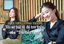 """Giải trí - Diễn viên Lương Thanh """"Hoa hồng trên ngực trái"""": Tôi sợ hãi vì độ trơ trẽn của"""