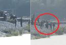 Tin trong nước - Vụ nữ sinh lớp 6 tử vong ở Nghệ An: Bà nội lạnh lùng thực nghiệm hiện trường xô cháu xuống nước