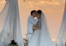 Giải trí - Ông Cao Thắng và Đông Nhi trao nhẫn cưới, khoá môi nồng cháy trước 500 khách mời