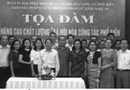 Tin trong nước - Hội Luật gia tỉnh Nghệ An tổ chức hội nghị tập huấn và tọa đàm
