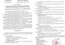 """Kinh doanh - Sơn Dương (Tuyên Quang): Nhà thầu """"ruột"""" trúng thầu tiết kiệm """"siêu thấp"""""""