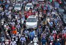 Tin trong nước - Hà Nội tiếp tục hoàn thiện đề án cấm xe máy vào nội thành năm 2030