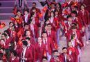 Thể thao - Phần diễu hành của đoàn thể thao Việt Nam trong lễ khai mạc SEA Games 30