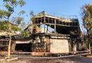 Tin trong nước - Cháy nhà hàng lúc rạng sáng ở Vĩnh Phúc, 4 nhân viên mắc kẹt tử vong