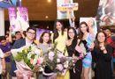 Giải trí - Á hậu Hoàng Thùy đẹp dịu dàng trong tà áo dài, trở về sau 10 ngày thi Miss Universe 2019