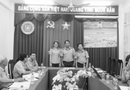 Hội Luật Gia - Chi hội luật gia cục Thi hành án dân sự tỉnh Đồng Tháp: Xây dựng chi hội trong sạch, vững mạnh