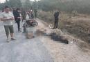 Tin trong nước - Phú Thọ: Va chạm ô tô, 3 nữ công nhân làm đường thương vong