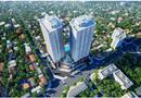 Kinh doanh - Căn hộ cao cấp tại Thanh Xuân ứng dụng công nghệ thi công tường chịu lực