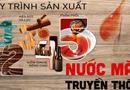 Thị trường - Nước Mắm Cá Cơm Cà Ná – Tinh hoa nước mắm truyền thống Việt