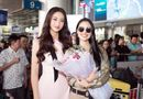 Giải trí - Hoa hậu thế giới 2013 Megan Young thích thú thưởng thức phở và trà đá vỉa hè ở Việt Nam