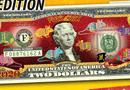 Kinh doanh - Tờ 2 USD có hình chuột mạ vàng được rao bán 300.000 đồng có giá trị sử dụng?