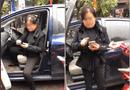 """Cộng đồng mạng - Xôn xao clip màn đối đáp """"chan chát"""" của 2 người phụ nữ sau va chạm giao thông"""