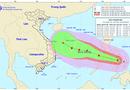 Tin trong nước - Cảnh báo bão Phanfone giật cấp 11 đang tiến vào Biển Đông