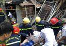 Tin trong nước - Khánh Hòa: Đang ngồi đốt vàng mã, 2 mẹ con bị đất đá đè đứt chân tay