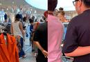 """Giải trí - """"Nữ hoàng quyến rũ"""" HyunA thu hút mọi ánh nhìn khi mua sắm ở Việt Nam"""