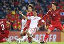 Bóng đá - U23 Việt Nam - U23 Jordan (0-0): Nghẹt thở từng phút, hai đội chia điểm
