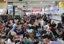 Tin trong nước - Hàng nghìn người dân đổ về bến xe lớn nhất TP.HCM ngày cận Tết