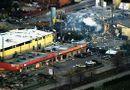 Tin thế giới - Mỹ: Nổ kho hàng kinh hoàng lúc rạng sáng, ít nhất 22 người thương vong
