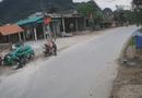 """Tin trong nước - Quảng Bình: Taxi """"điên"""" tông vào đoàn 11 người đi chúc Tết"""