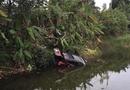 Tin trong nước - Quảng Ninh: Ô tô lao xuống ao, hai vợ chồng tử vong thương tâm