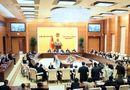 Tin trong nước - Bế mạc phiên họp thứ 42 của Ủy ban Thường vụ Quốc hội