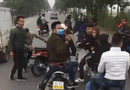 Tin trong nước - Xử lý nghiêm nhóm thanh niên chặn đầu xe chở tân binh lên đường nhập ngũ