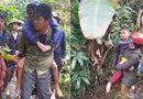 Tin trong nước - Hơn 24 giờ lạc trong rừng sâu, 2 đứa trẻ thoát hiểm ngoạn mục