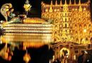 Ăn - Chơi - Ngôi đền dát hơn nửa tấn vàng chứa kho báu giàu có nhất thế giới