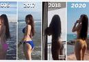 Tin tức giải trí - Tin tức giải trí mới nhất ngày 24/2: Bạn gái Đặng Văn Lâm khoe ngoại hình thay đổi sau 9 năm