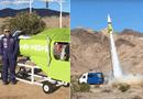 Tin thế giới - Nhà khoa học Mỹ tử nạn vì bay trên tên lửa tự chế nhằm chứng minh trái đất phẳng
