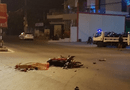 Tin trong nước - Tông trúng ô tô, 2 thanh niên ngã xuống đường, tử vong