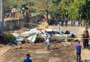 Tin thế giới - Trực thăng chở Tư lệnh Cảnh sát Quốc gia Philippines gặp tai nạn khi vừa cất cánh