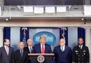 Tin thế giới - Reuters: Nhà Trắng yêu cầu họp kín về Covid-19, hạn chế việc cản trở phản ứng của chính phủ