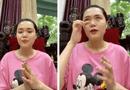 Giải trí - Quỳnh Anh rơi nước mắt khi nhắc đến chồng đang điều trị ở Singapore