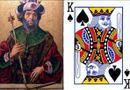 Tin thế giới - Giải mã bất ngờ về vị vua huyền thoại trên lá bài K bích: Chàng trai chăn cừu đánh bại gã khổng lồ Goliath