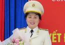 Tin trong nước - Nữ thượng tá được bổ nhiệm làm trưởng công an quận ở Đà Nẵng